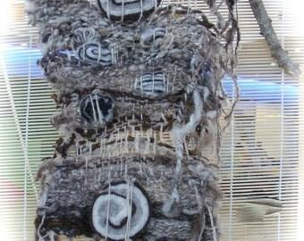 Tapiz / Weaving wall hanging
