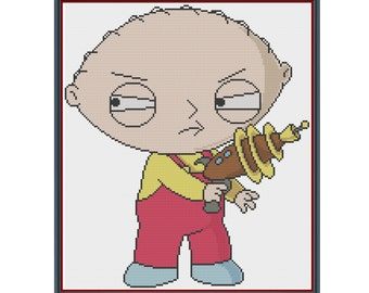 Popular items for stewie on Etsy