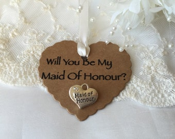 Heart  - Will You Be My Maid of Honour? 'With charm'