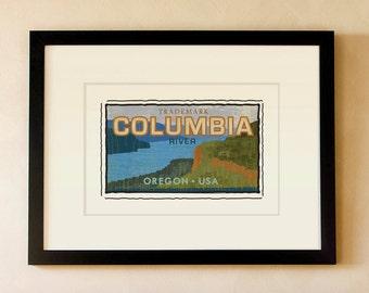 Columbia River - Oregon