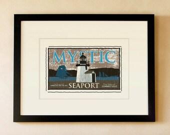Mystic Seaport - Connecticut