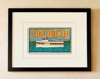 Lake Okoboji - Iowa