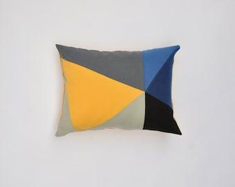 BIRD, tender little cushion, organic cotton