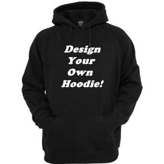 Custom Hoodie Personalized hoodie Can do business hoodies