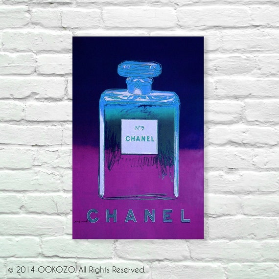 Purple Chanel Perfume Chanel no 5 Perfume Purple