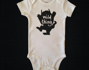 Wild Thing - Where the Wild Things Are