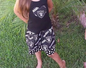 Oakland Raiders, Dress. All NFL and College Teams Available.