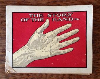 1930s Quack Medicine and Hand-Reading Brochure