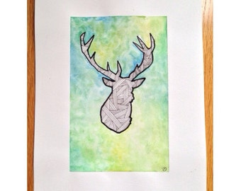 Deer - Original