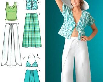 Misses Sportswear Simplicity Pattern 4192