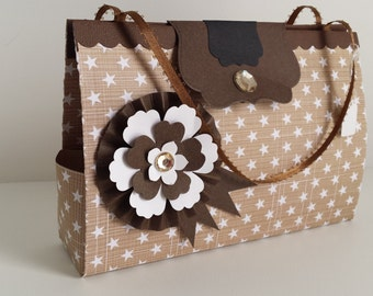 Adorable Paper purse gift bags
