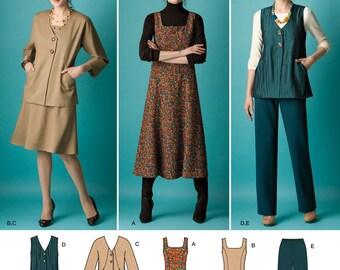 Simplicity Pattern 2539 Misses & Women's Sportwear