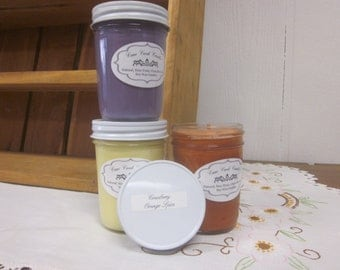 Pick 3 Option of Cane Creek Soy Candles