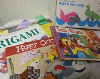 Huge Lot of Origami