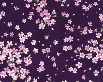 Pink Cherry Blossoms,               Fabri-Quilt #               120-6961