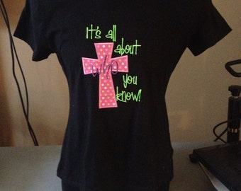 It's all about WHO you know! T-shirt