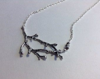 Branch Necklace