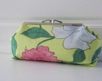 Japanese Silk Clutch Bag