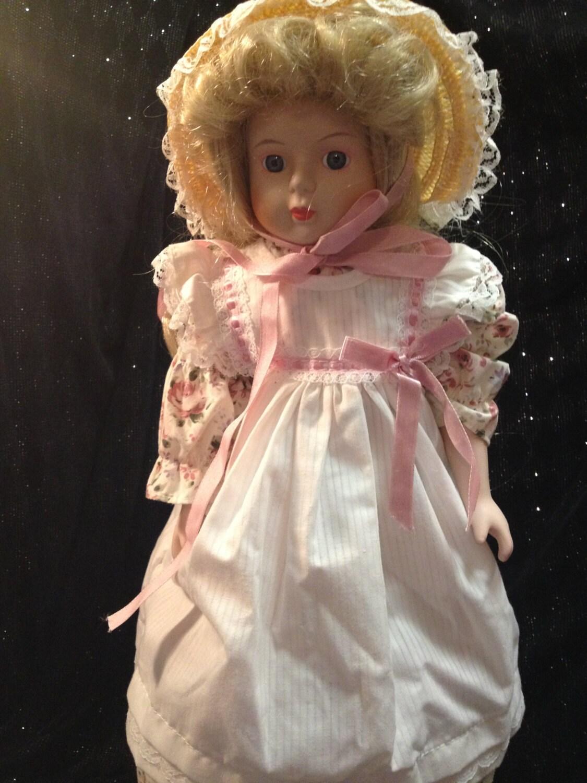 Playmates vintage doll soft body