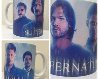 Supernatural Inspired Mug