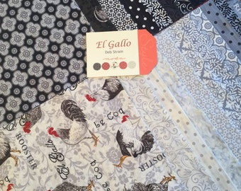 On Sale--El Gallo Layer Cake by Deb Strain for Moda