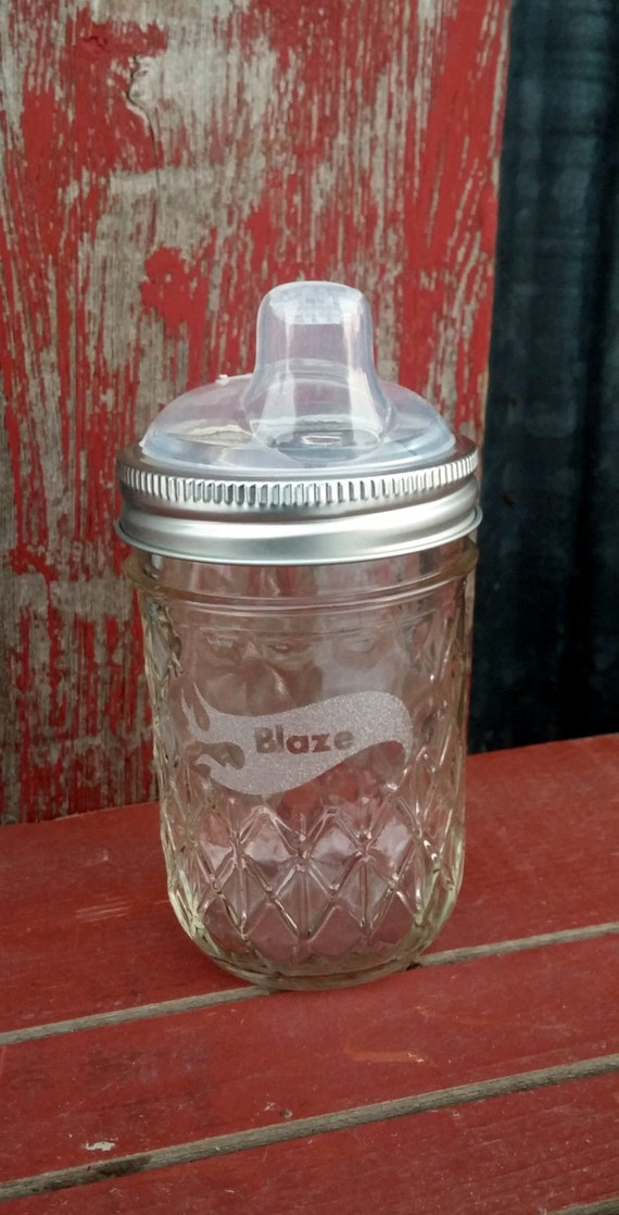 Mason Jar for Babies