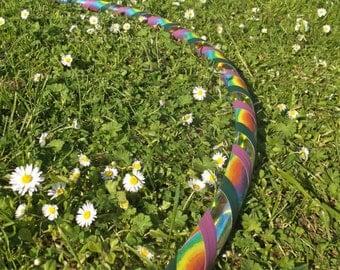 Garden Rainbow Beginner/Fitness & Intermediate/Dance Adult Hula Hoop