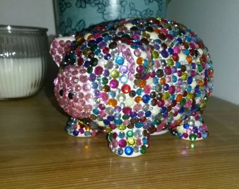 Items Similar To Piggy Bank Handthrown On The Potters Wheel Red Glaze On Etsy
