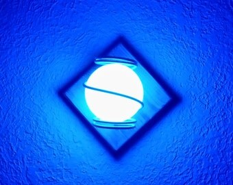 mood light wall  art