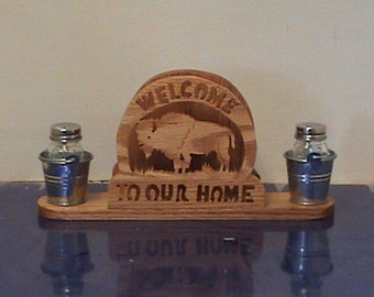 Buffalo Napkin Holder