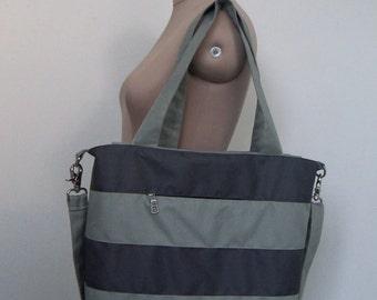 Free Shipping  Water-Resistant Tote Bag - Beach Bag,  Gym bag, Diaper bag, Shoulder Bag Tote,Messenger Bag, Women TOTE