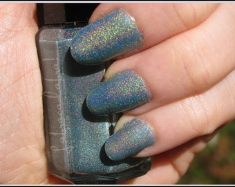 Wild Rumors - Mean Girls Collection - Labracadabra Turquoise Holographic Nail Polish