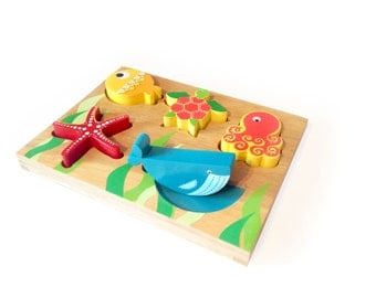 2 in 1 Fishing Puzzle