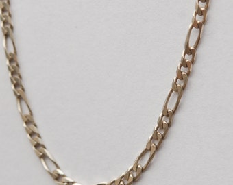 Nice Thick Silver linked chain.
