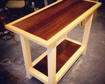 Handmade kichen island/sideboard