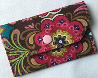 Small Wallet, Mini Wallet, Pocket Wallet, Business / Gift Card Holder