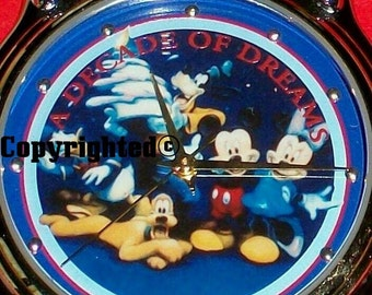 Disney LE Mickey Mousel Watch! New!
