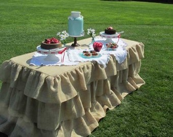 Wedding Tablecloth | Etsy