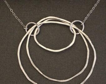 Organic Nesting Necklace