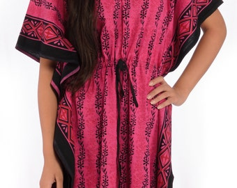 cotton printed gowns & kaftans  long kaftans gowns womens evening and casual wear kaftans