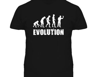 Evolution Of Darts T Shirt