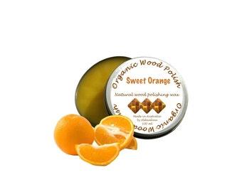 Organic Wood Beeswax Polish >100ml<