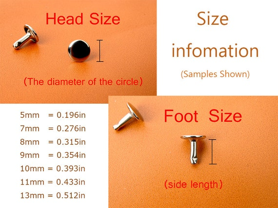 High Quality 13mm The Diameter Of The Circle Double Sided