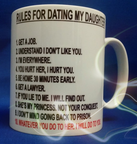 Rules for dating a royal marines daughter