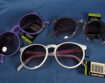 Vintage Foster Grant Sunglasses - Set of Three - Unused with tags