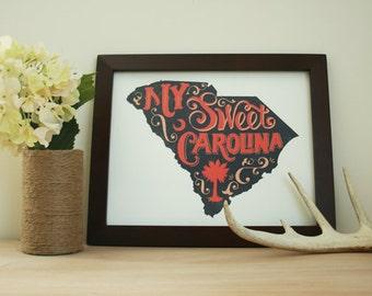 My Sweet Carolina