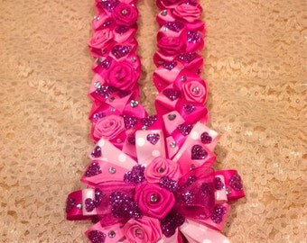 mommy to be corsage,mom to be corsage,baby shower corsage,baby shower mommy to be corsage,baby shower pink corsage,baby shower lei mom to be