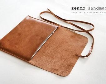 Handmade leather iPad Cover iPad Sleeve iPad case  iPad mini leather kindle cover kindle case paperwhite