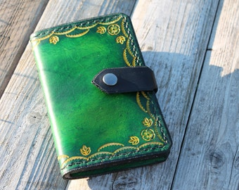 The Green Flash Handcrafted Women's Wallet