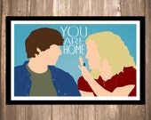 """Almost Famous """"You Are Home"""" Print"""